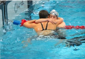 DSSF European Down Syndrome Swimming Competition; Southampton